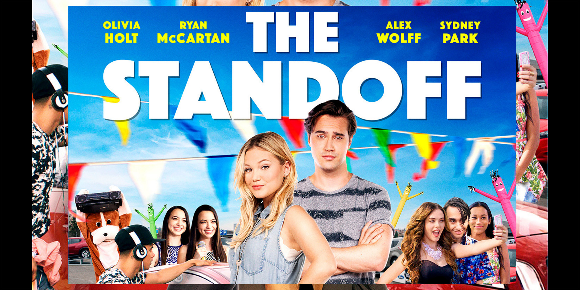 The Standoff poster
